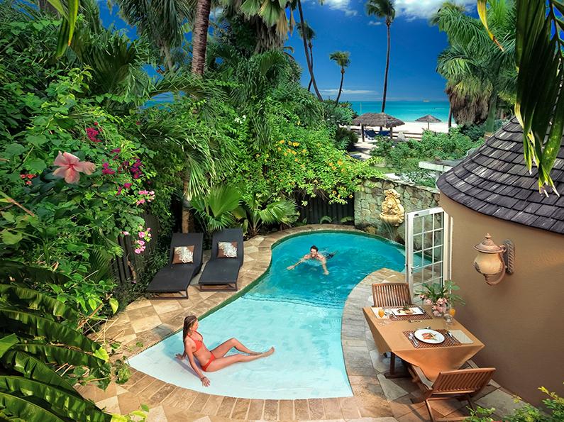 Sandals Antigua Private Pool