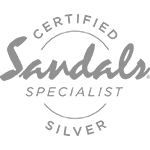 Sandals Certified Specialist - Silver