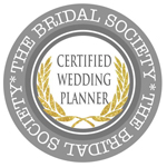 The Bridal Society - Certified Wedding Planner