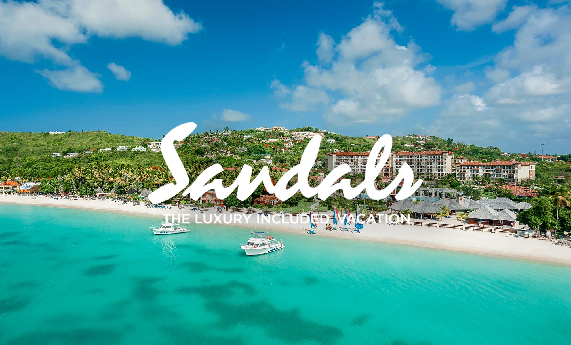 Explore Sandals Resorts