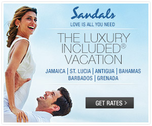 Sandals - Love Is All You Need